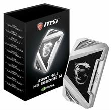 MSI 2WAY SLI HB BRIDGE M SILVER